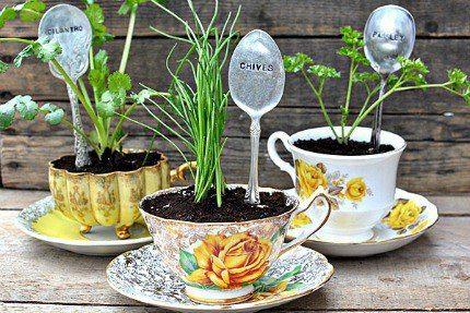 Ideas para decorar tu casa con material reciclable taringa for Articulos cocina originales